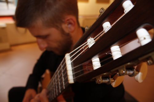 Armin Abdihodzic Classical Guitar