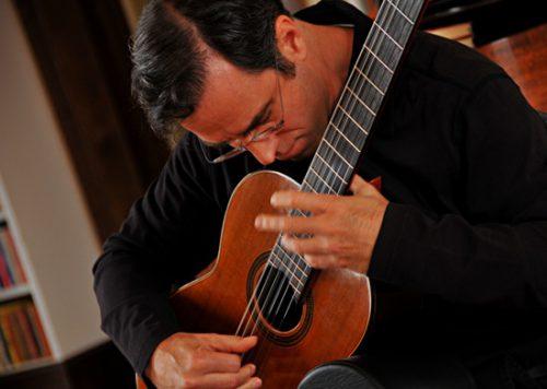 Charles Mokotoff Classical Guitar
