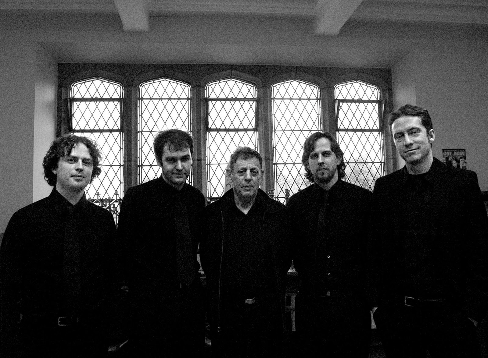 The Dublin Guitar Quartet plays Philip Glass