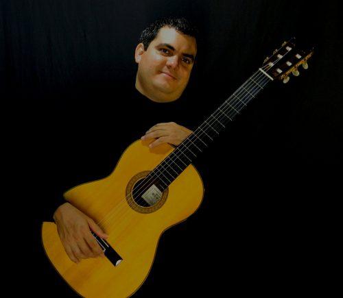 Edel Munoz Classical Guitar