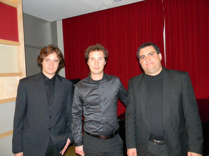 2011 Boston GuitarFest Competition Winners