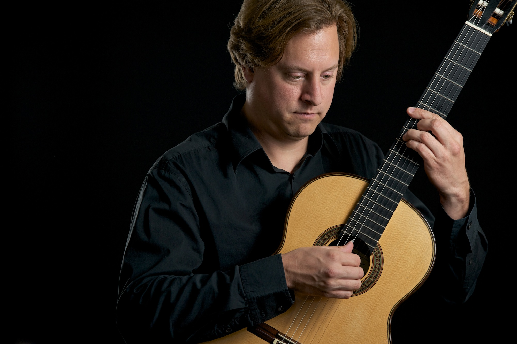 Jason Vieaux on his New Online Classical Guitar School