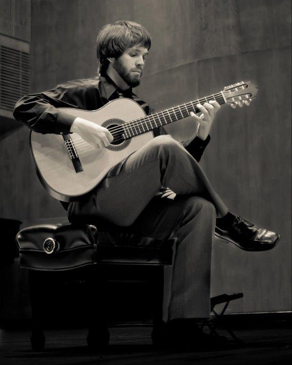 Joseph Palmer Classical Guitar