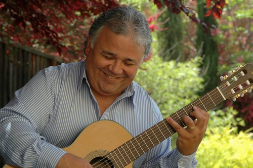 Julio Reyes Classical Guitar