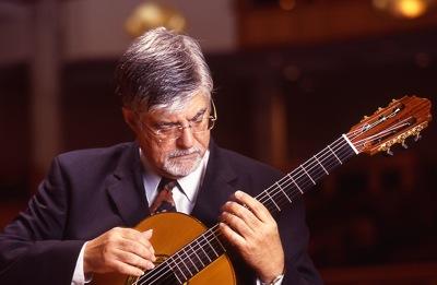 Ricardo Iznaola Classical Guitar