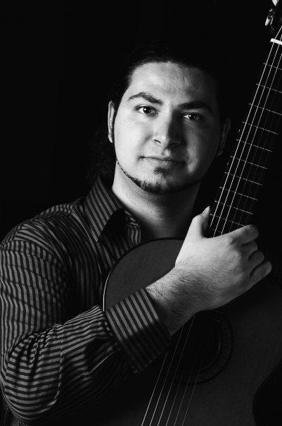 Silviu Ciulei Classical Guitar
