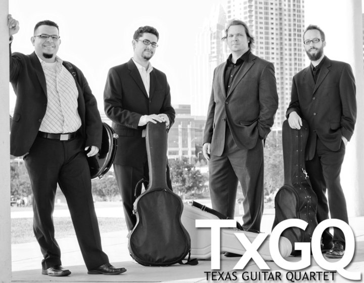 The Texas Guitar Quartet Needs Your Help