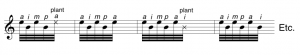 Developing Longer Cross-String Trills