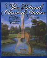 natural classical guitar